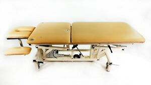 Akron Therapy Chiropractic Hi low Table