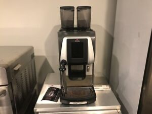 Egro One Touch Pure 2p coffee Super Automatic Espresso Machine With Isteam Wand