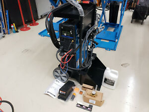 Miller Dynasty 210 Complete Ac Dc Tig Welder Package With Wireless Foot Pedal