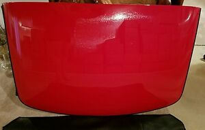 1995 Chevrolet Corvette Removable Hardtop Oem Red