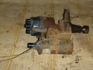 Minneapolis Moline Distributor For U Ub Or G With Coil And Coil Bracket