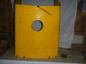 Minneapolis Moline Fuel Tank Cover For M670 Super G900 G1000 Gas Or Diesel