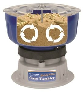 Brass Case Tumbler Ammo Shell FA Quick-n-EZ Cleaner Kit Cartridge Casing NEW