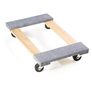 Harper Trucks Wfd1830 800 Lb Capacity Hardwood Furniture And Mover s Dolly With