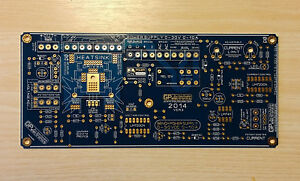2x Bench Power Supply Ps3010 0 30vdc 0 10a Pcb By Moutoulos