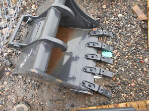Bobcat 24 Cls Ii X change Style Trenching Bucket 1156696go
