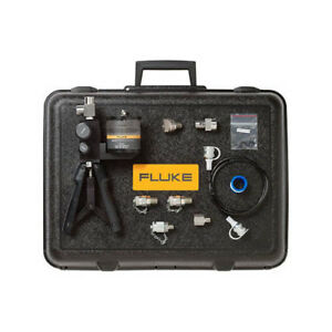 Fluke 700htpk2 Hydraulic Test Pump Kit With 700htp 2 And 700tth10k