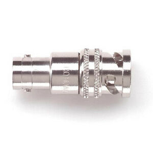 Pomona 5300 Triax male 3 Lug To Bnc female Adapter