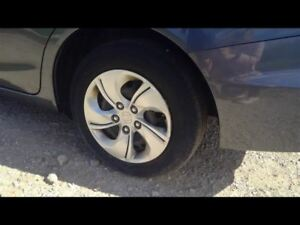 Wheel Steel Rim Us Market 15x6 1 2 Tire Worn Fits 13 15 Civic 41541