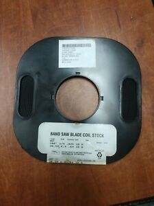 Band Saw Blade Coil 100 Ft 1 4 025 18r