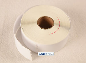 6 Rolls Of Dymo 30252 Address Mailing Shipping Labels