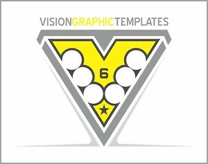 Sports Clipart Vision Graphic Templates Cd 6 Vector Clipart Images T Shirt