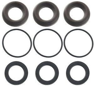 Veloci Replacement Pump Kit For Annovi Reverberi Ar1857 Seal Packing 18 Mm