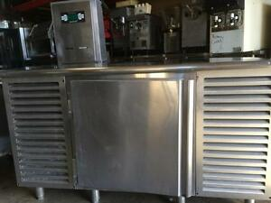 Blast Chiller Traulsen Work Top Rbc50z wm12 Commercial Freezer Cooler Nsf