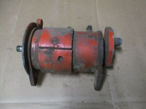 Case Tractor Generator With Tach Drive sold As Core