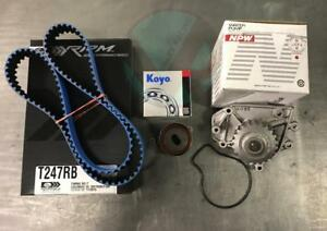Gates Racing T247rb Timing Belt 94 01 Acura Integra Gsr Type R B18c Ls Vtec