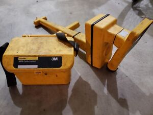 3m Dynatel 2273m Cable Pipe Fault Locator 2273 Receiver transmitter Works Great