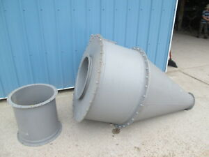 Nolin Milling 36 Cyclone Dust Collector
