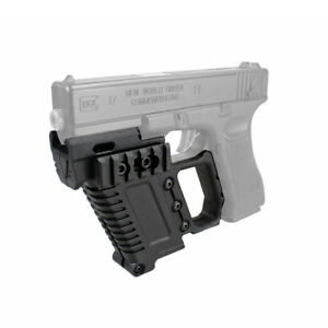 12pclot Tactical Pistol Carbine Kit Quick Reload for Glock G17 G18 G19 Series