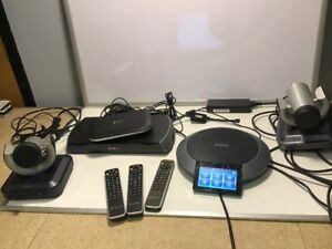 w lifesize Icon 600 Video Conferencing Camera Conference Phone 2nd Generation