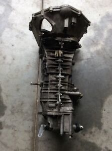 Rare 1999 Lotus Esprit V8 Transmission 5 Speed Manual Gearbox Assembly A082f4186