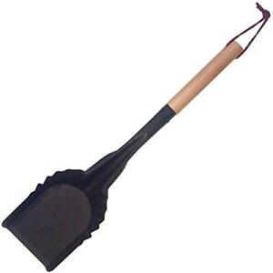 Usa Best Wooden Fireplace Shovel 18 Ash Shovel Or Coal Shovel With Wood