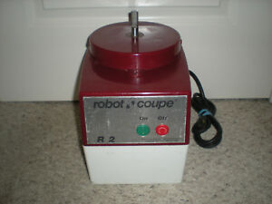 Robot Coupe R2 Commercial Food Processor Base Motor Only