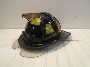 Cairns 1010 Fire Helmet Bourke Eyeshields