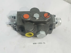 New Cross 4z0006 Single Spool Hydraulic Directional Control Valve
