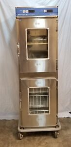 Enthermics Ec1540bl Dual Compartment Warming Cabinet