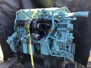 2005 Detroit 60 Series 14 0l Diesel Engine Motor 400k