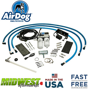 Airdog Fuel Air Separation System For 2001 2010 Gm 6 6l Duramax Lb7 Lly Lbz Lmm