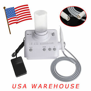 Usa sc Dental Ultrasonic Piezo Scaler bottles handpiece tips Fit Dte Satelec