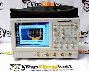 Tektronix Tds5034b 350mhz 5gs s Oscilloscope Warranty Included