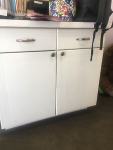 dental Office Cabinetry All White Good Condition Selling All Equipment Cabine