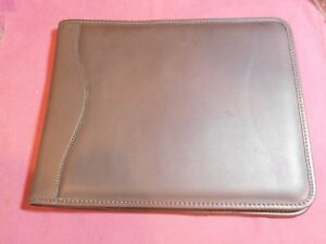 Jack Georges Leather Portfolios New With Tag Brown