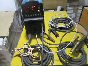 Miller Dynasty 200 Stick Tig Welding Machine Power Source Package
