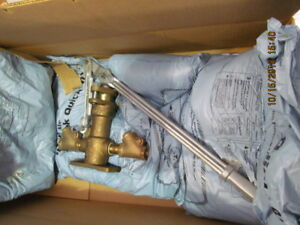 Neptune Pt 200 Brass 3 4 Pressure Test Pump new Unused