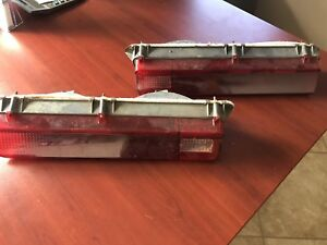 1969 Dodge Coronet Rt Tail Lamps
