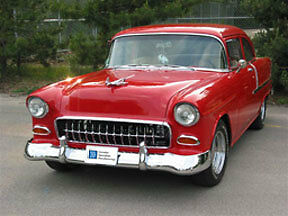 1953 1957 Corvette Grille With Teeth For Street Rods Mercury Chevys Etc New