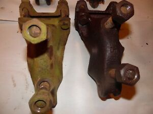 1949 Farmall C Farm Tractor Front Mount Cultivator Lift Castings