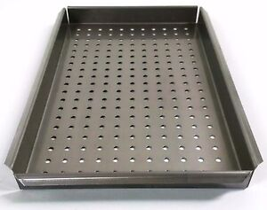 New Ritter Midmark M9 Large Tray Stainless Ultraclave Autoclave Sterilizer Tray