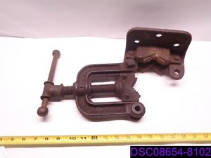 Used missing Locking Pin Reed 3 Pipe Vise