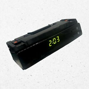 Toyota Oem Central Dash Panel Digital Clock Assembly Fits Corolla 2003 2008