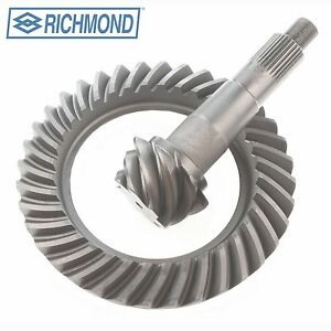 Richmond Gear Ring And Pinion 69 0035 1 Gm 8 875 Passenger Car 12 Bolt 5 38 1