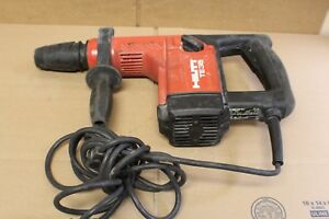 Hilti Te 35 Rotary Hammer Drill Construction Concrete Heavy Duty Free Shipping