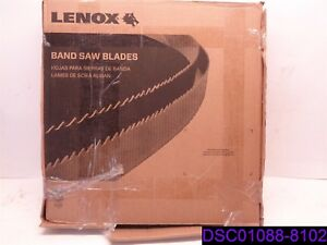 Lenox Bi metal Bandsaw Blade Carbon Steel Teeth 22 2 X 1 X 035 P n 66935875