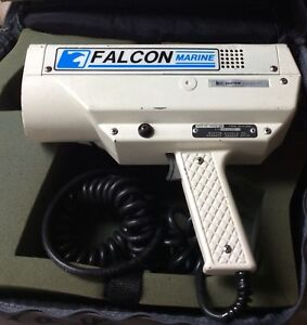 Falcon Marine Kustom Signals Inc Radar Gun With Case