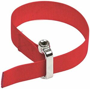 Gearwrench 3529d Heavy Duty Oil Filter Strap Wrench 3 8 Or 1 2 Drive