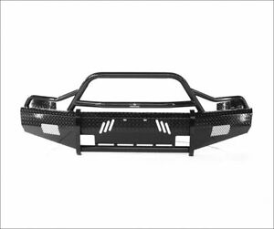 Ranch Hand Bsc08hbl1 In Stock Summit Bullnose Bumper 07 5 13 Chevy Silverado